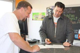 Auto repair guarantee Cloverdale Automotive Repair & Tires Cloverdale CA