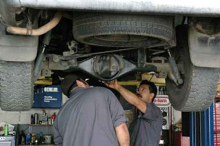 Auto repair at Cloverdale Automotive Repair & Tires in Cloverdale CA