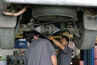 Auto repair at Cloverdale Automotive Repair & Tires in Cloverdale CA